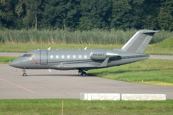 P4-SAT - Private Canadair CL-600 Challenger 600 series