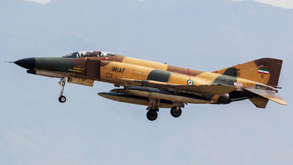 3-6573 - Iran - Islamic Republic Air Force McDonnell Douglas F-4E Phantom II