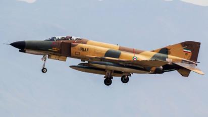 3-6573 - Iran - Islamic Republic Air Force McDonnell Douglas F-4E Phantom II