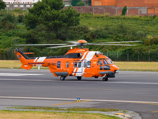 EC-004 - Spain - Coast Guard Eurocopter EC225 Super Puma