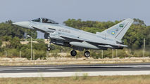 ZK391 - Saudi Arabia - Air Force Eurofighter Typhoon FGR.4 aircraft