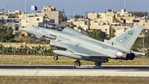 ZK396 - Saudi Arabia - Air Force Eurofighter Typhoon T.3 aircraft