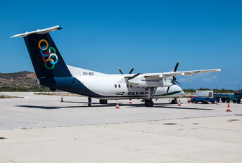 SX-BIQ - Olympic Airlines de Havilland Canada DHC-8-100 Dash 8