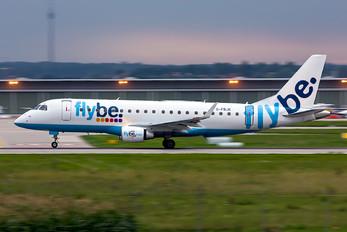 G-FBJK - Flybe Embraer ERJ-175 (170-200)
