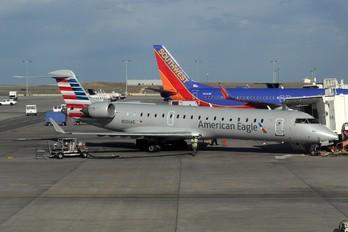 N506AE - American Eagle Canadair CL-600 CRJ-700
