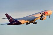 N895FD - FedEx Federal Express Boeing 777F aircraft