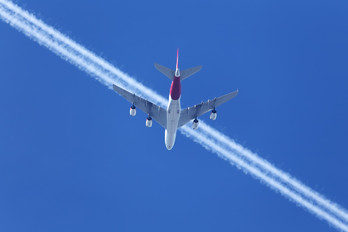 VH-OQJ - QANTAS Airbus A380
