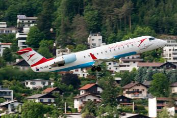 OE-LCP - Austrian Airlines/Arrows/Tyrolean Canadair CL-600 CRJ-200