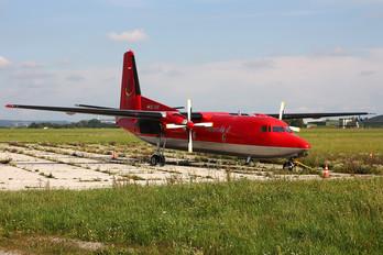 OE-ILW - Amerer Air Fokker F27