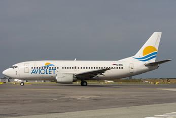 YU-ANK - Aviolet Boeing 737-300