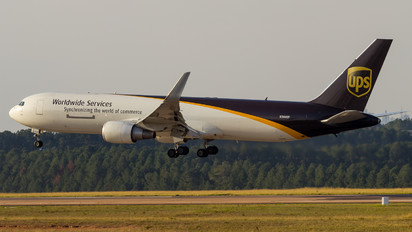 N304UP - UPS - United Parcel Service Boeing 767-300F