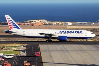 EI-UNS - Transaero Airlines Boeing 777-200ER