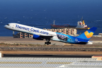 G-TCBC - Thomas Cook Boeing 757-200