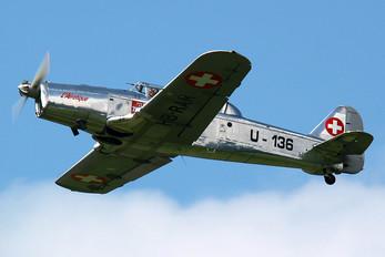 HB-RAR - Private Pilatus P-2