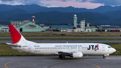 JA8940 - JAL - Japan Transocean Air Boeing 737-400