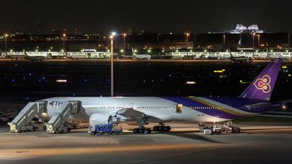 HS-TKS - Thai Airways Boeing 777-300ER