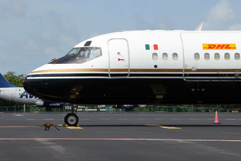 XA-UOG - Aeronaves TSM Douglas DC-9(F)