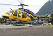 HB-ZNW - Alpinlift Bell 407 aircraft