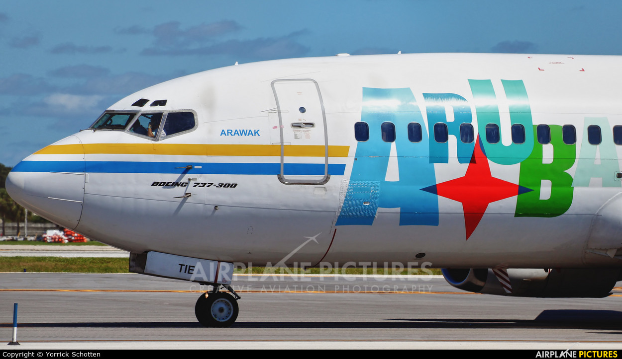 Tiara Air P4-TIE aircraft at Fort Lauderdale - Hollywood Intl