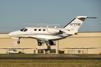N7711B - Private Cessna 510 Citation Mustang