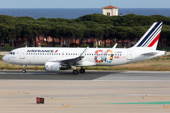 F-HEPG - Air France Airbus A320
