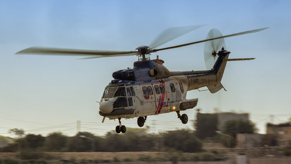 F-GHOY - Heli-Union Aerospatiale AS332 Super Puma L (and later models)