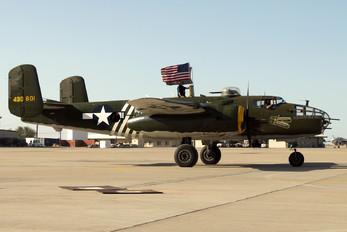 44-30801 - Private North American B-25J Mitchell