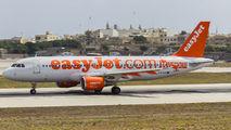 G-EZUG - easyJet Airbus A320 aircraft