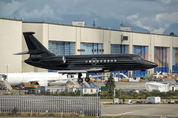 N899BC - Private Dassault Falcon 2000 DX, EX