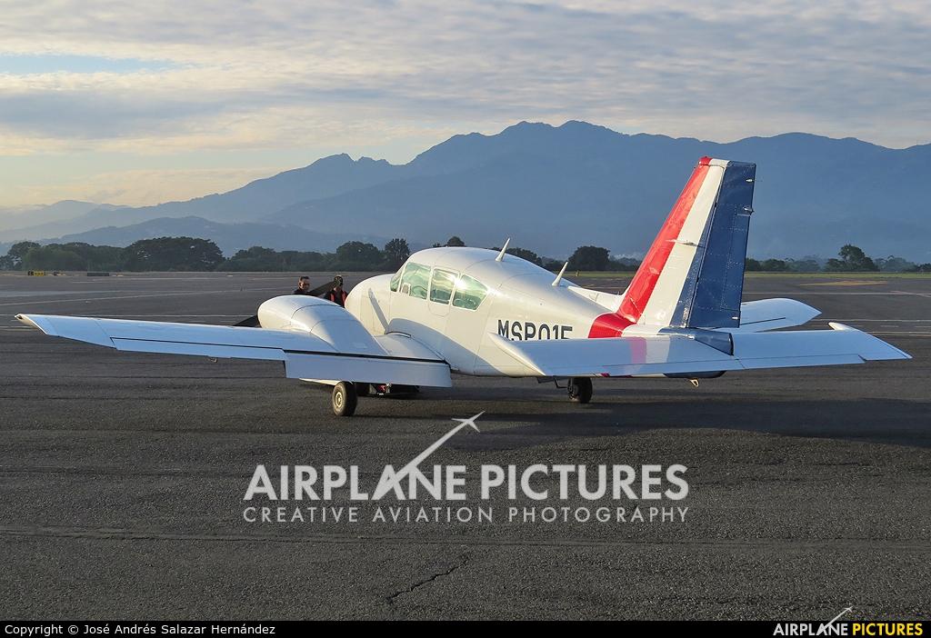 Costa Rica - Ministry of Public Security MSP015 aircraft at San Jose - Juan Santamaría Intl