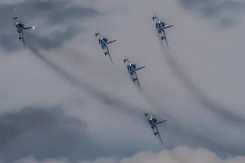 - - Japan - ASDF: Blue Impulse Kawasaki T-4