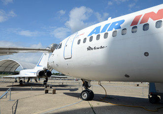 F-BTTD - Air Inter Dassault Mercure 100