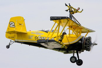 SE-KXR - Private Grumman G-164 Ag-Cat