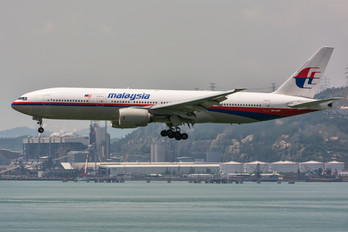 9M-MRP - Malaysia Airlines Boeing 777-200ER
