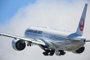 JA735J - JAL - Japan Airlines Boeing 777-300ER aircraft