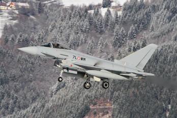 7L-WM - Austria - Air Force Eurofighter Typhoon S