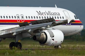 I-EEZI - Meridiana Airbus A320