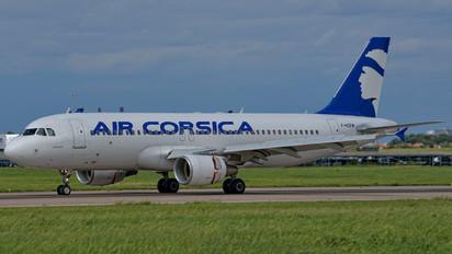 F-HZFM - Air Corsica Airbus A320