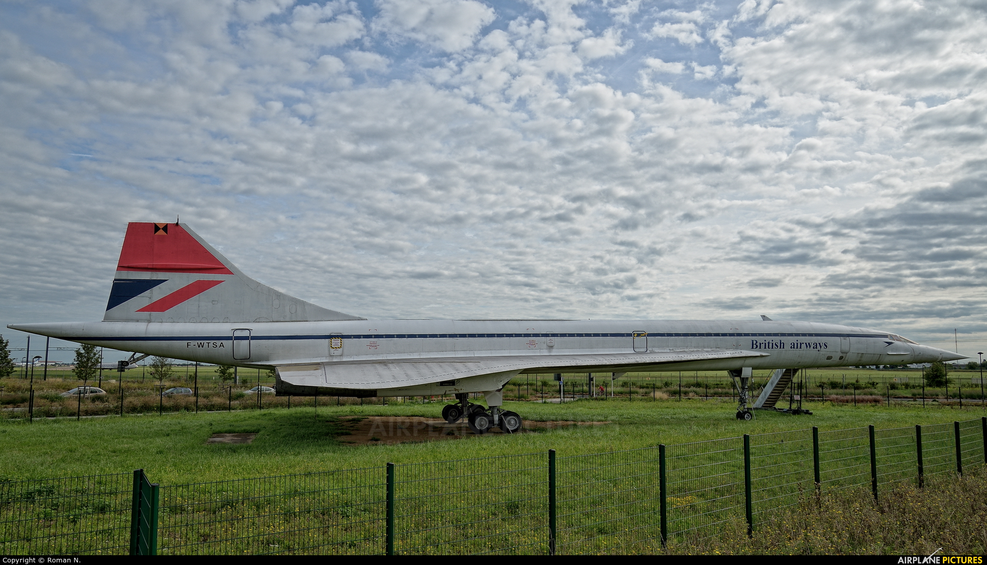 Private F-WTSA aircraft at Paris - Orly