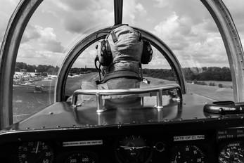 F-AZPU - Private Pilatus P-3