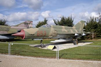 853 - Germany - Democratic Republic Air Force Mikoyan-Gurevich MiG-21bis