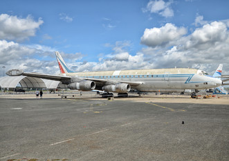 F-RAFE - France - Air Force Douglas DC-8-53 Sarigue