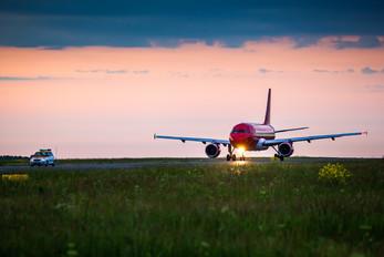 VP-BDY - Rusline Airbus A319