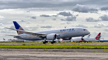 N45905 - United Airlines Boeing 787-8 Dreamliner aircraft