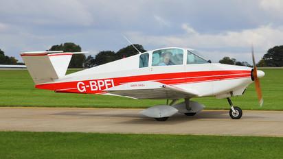 G-BPFL - Private Davis DA2a