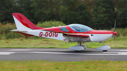 G-DOIG - Private CZAW / Czech Sport Aircraft SportCruiser