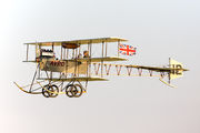 G-ARSG - The Shuttleworth Collection Avro Triplane aircraft