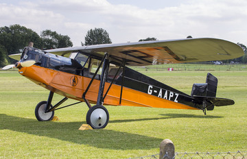 G-AAPZ - The Shuttleworth Collection Desoutter Mk1