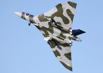 XH588 - Vulcan to the Sky Trust Avro 698 Vulcan B.2