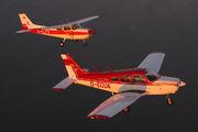 D-ECUA - Private Piper PA-28 Cherokee aircraft